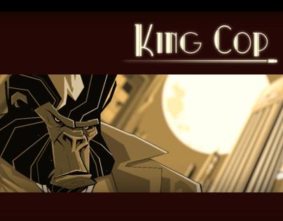 King Cop - Motion Comic - Trailer
