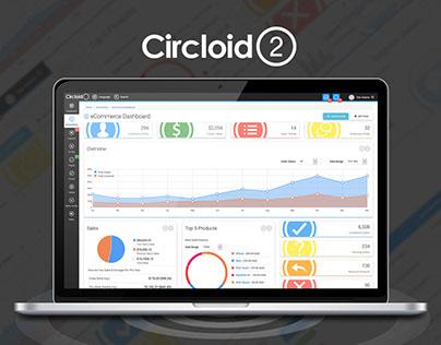Circloid 2.0 - Responsive Admin Dashboard Template