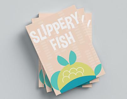 SLIPPERY FISH CHILDREN'S BOOK