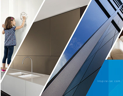 Product catalog - glass industry