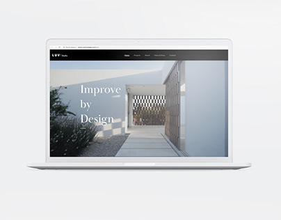 LUV STUDIO NEW WEBSITE