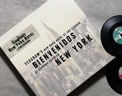 Seagram's New York Hotel at The Corner | Presspack