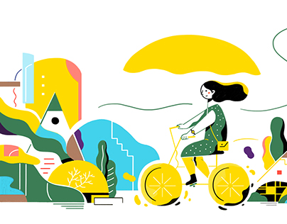 ofo wall painting