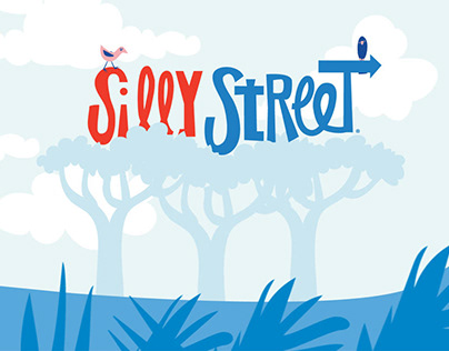 Silly Street App/ Logo Animation
