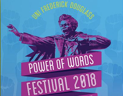 Frederick Douglass Festival Poster