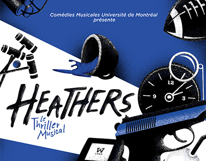 Affiches - Heathers, le thriller musical