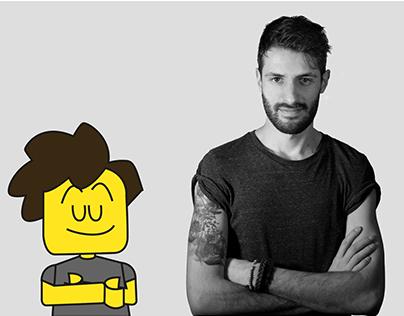 LEGO Character Design