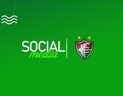 Social Media | Fluminense de Feira