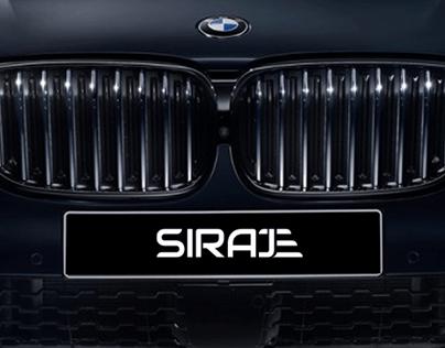 Siraj - Branding