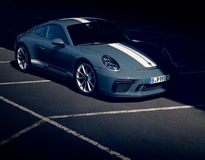 Porsche GT3 Touring