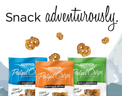 Pretzel Crisps - Snack Adventurously