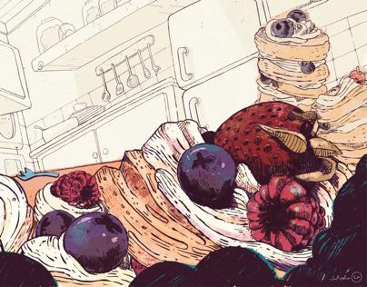 Kitchen Berries