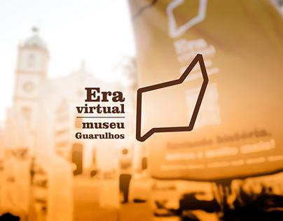 Era virtual - museu Guarulhos