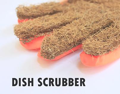 Dish Scrubber