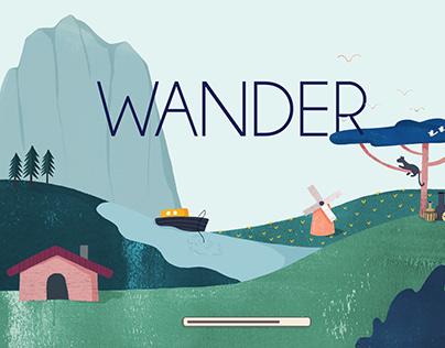 Wander [game design]