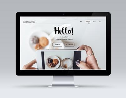 BRANDSTORY- Influencer Marketing Platform