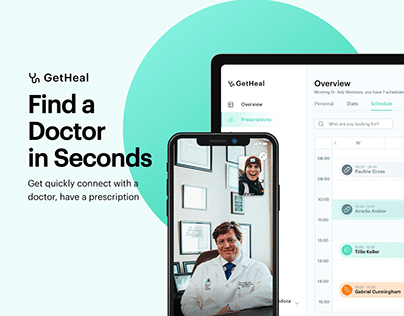 GetHeal - Online Medical Consultation
