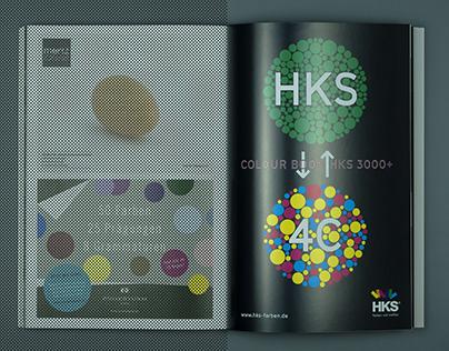 HKS Advert in Slanted #26