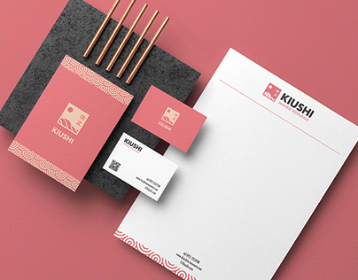 Kiushi Japanese Restaurant - Brand identity
