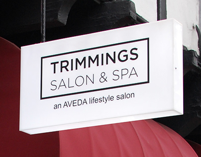TRIMMINGS Salon & SPA