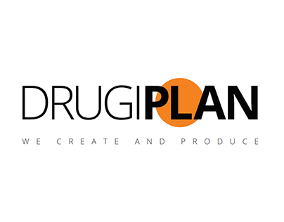 DRUGI PLAN - logo, visual and animation
