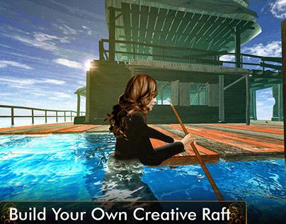 Raft Survival Attack