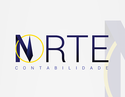 Norte Contabilidade Logotipo