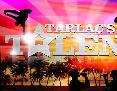 Tarlac Got Talent Poster