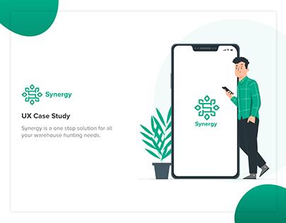 Synergy - UX Case Study