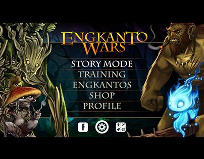 EngkantoWars - Character Sprite design