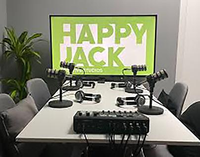 HappyJack Studios Advert