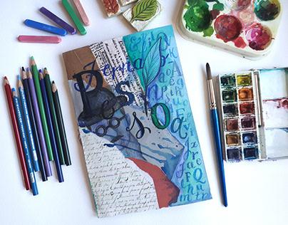 Livro experimental Fernando Pessoa