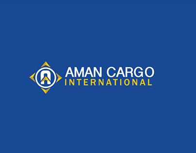 Logo Aman Cargo