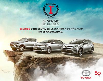 Toyota Liderazgo