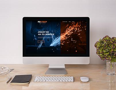 Usługi CNC webdesign
