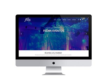 Fedra - Eventos
