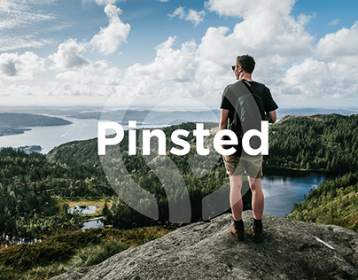 Pinsted - Online browser for amazing places in Norway