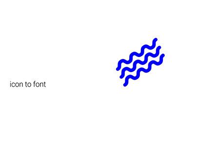 Illuster font