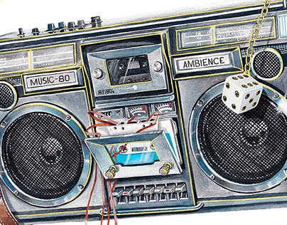 BOOMBOX STAILA