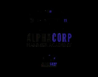 Logotype Alphacorp