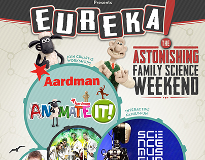 The Astonishing Family Science Weekend