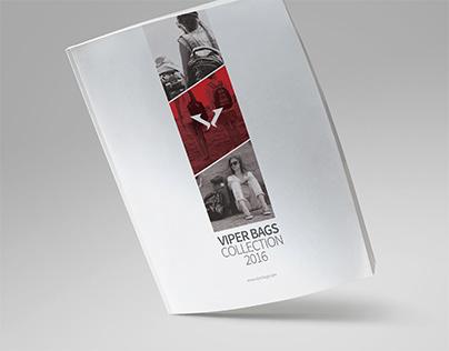 Viper Collection 2016 / Catalogue concept