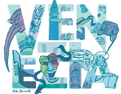Entrevista ilustrada: Venecia