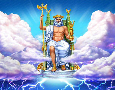 "Slot machine for SALE – ""Divine Greece"""