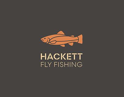 Logo Design: Hackett Fly Fishing