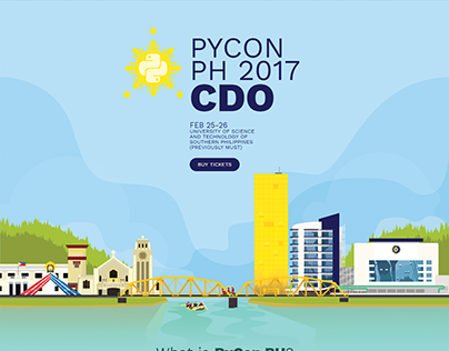 PyCon 17 main cover