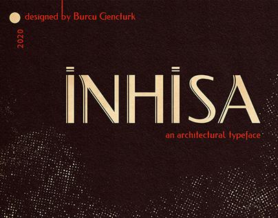 "Font Design ""inhisa vers.2"""
