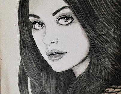 Mila Kunis By Me