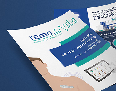 Remo.Cardia Flyer Design