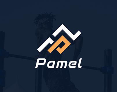 Pamel - Brand Identity